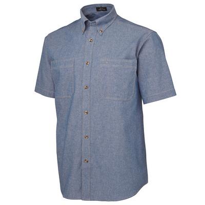 JB`s S/S Chambray Shirt