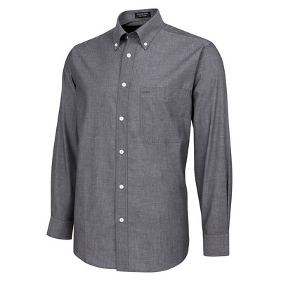JB`s L/S Fine Chambray Shirt  (4FC_JBNZ)