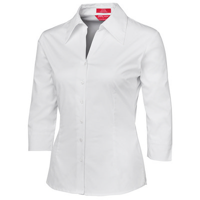 JB`s Ladies 3/4 Fitted Shirt