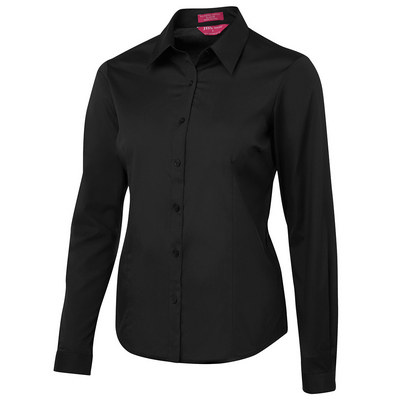 JB`s Ladies Urban L/S Poplin Shirt