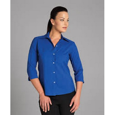 JB`s Ladies 3/4 Polyester Shirt