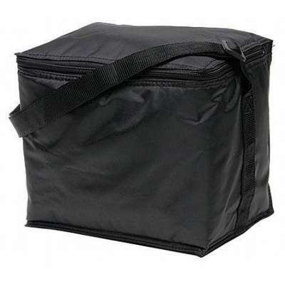 Basic 6 Pack Cooler Black (2301Bk_KEY)