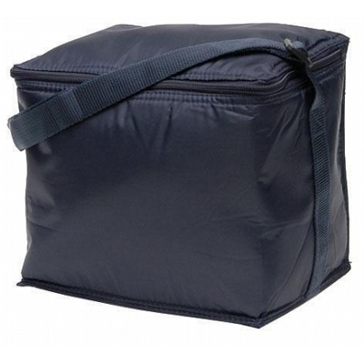 Basic 6 Pack Cooler Navy (2301Ny_KEY)