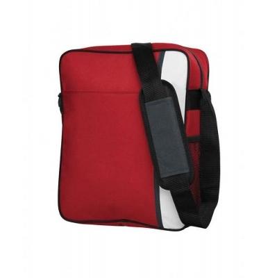 Spectrum Cooler Satchel Red/White (3717Rd_KEY)