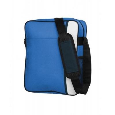 Spectrum Cooler Satchel Blue/White (3717Bl_KEY)