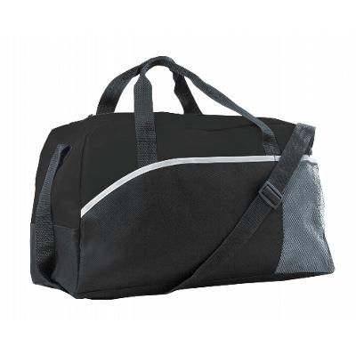 GFC Duffle Black/Grey (5203Bk_KEY)