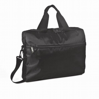 Graphite Laptop Satchel Black