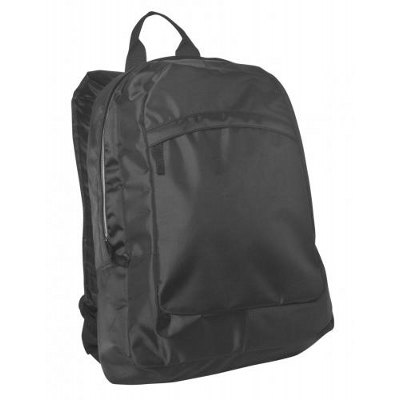 Graphite Laptop Backpack Black