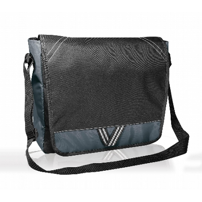 Conference Messenger Bag Black