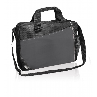 Conference Laptop Satchel Black