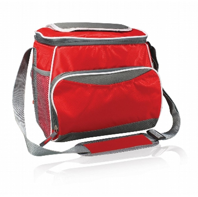 Below Zero Sports Cooler Red (5905Rd_KEY)