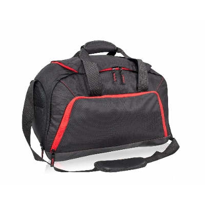 Performace Duffle Red (6301Rd_KEY)