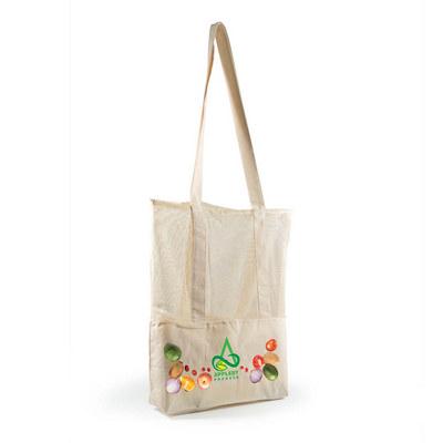 Scoot Calico  Mesh Tote Bag (LL528_LLNZ)