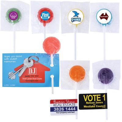 Assorted Colour Lollipops (LL555_LLNZ)