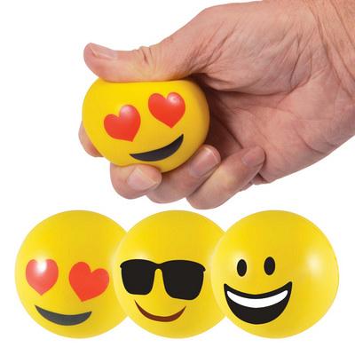 Emoji Stress Balls (LL610_LLNZ)
