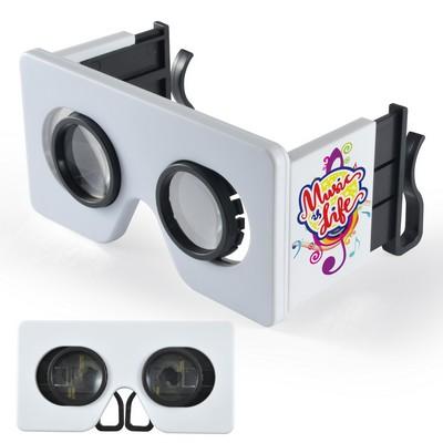 Folding Virtual Reality Glasses