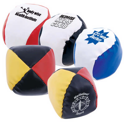 PVC Hacky Sack / Juggling Ball (LL3015_LLPRINT)