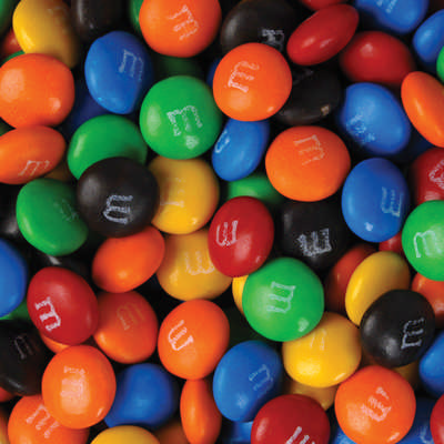 Assorted Colour M&M`s (LL33000_LLPRINT)