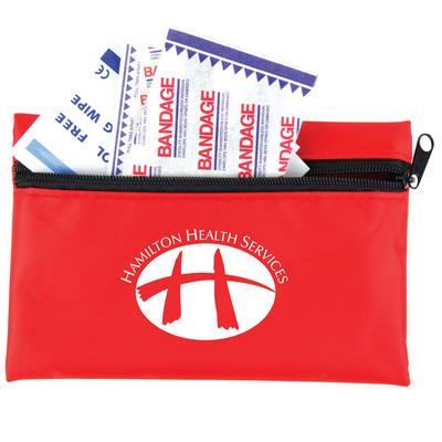 Pocket First Aid Kit - Includes Decoration LL9023_LLPRINT