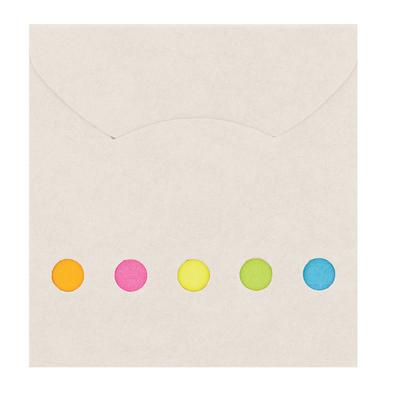 Sticky NoteFlag Set - White (B816W_MXM)