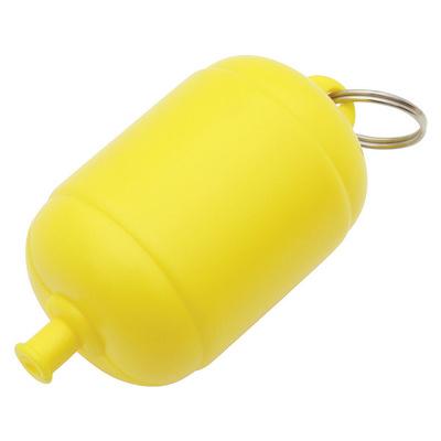 Floating Buoy Keyring - Yellow (B830_MXM)