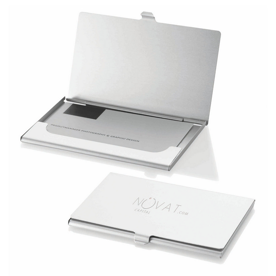 Aluminium Business Card Holder (B948_MXM)