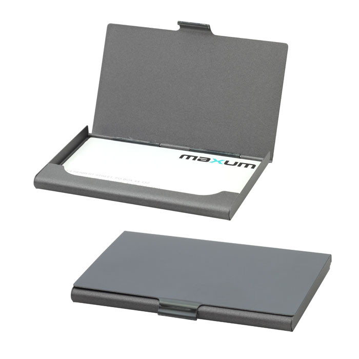Vantage Business Card Holder