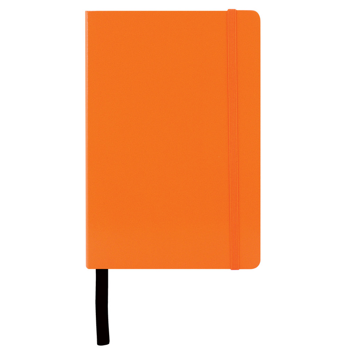 City A5 Notebook - Orange (C1129_MXM)