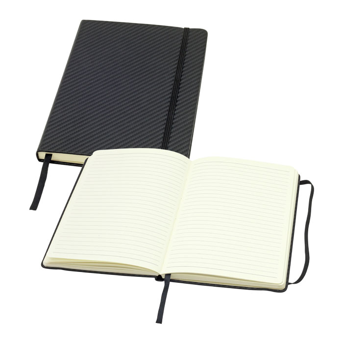 Carbon Fibre A5 Notebook C1163_MXM