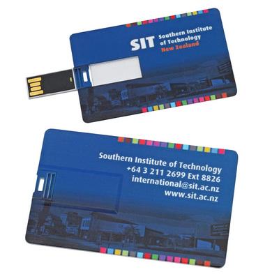 Credit Card Flip USB - 4GB (C559_MXM)