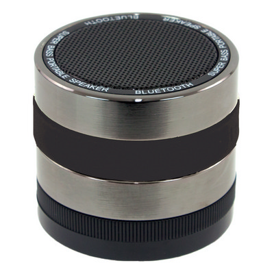 Boost Mini Bluetooth Speaker - Gunmetal (C571_MXM)