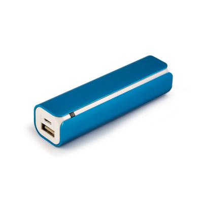 City Power Bank - 2600 mAh - Blue (C623BL_MXM)