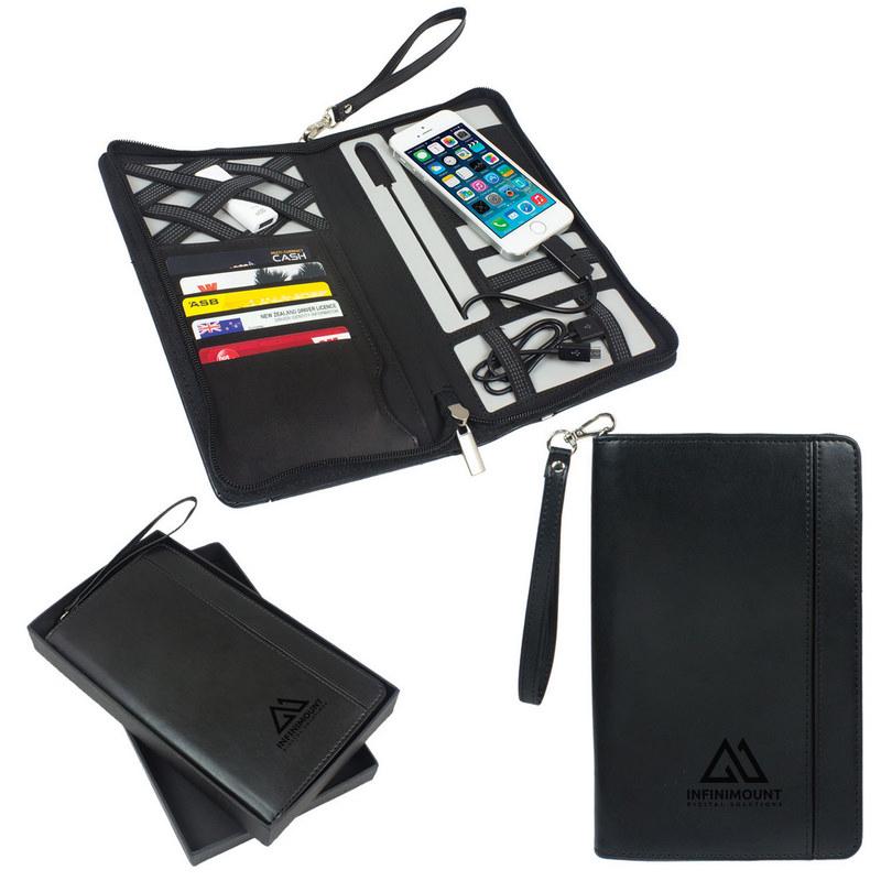 Power Bank Travel Wallet - 4000 mAh (C631_MXM)