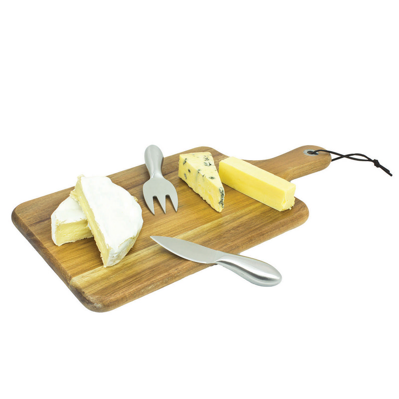 Gourmet Cheese Board - Wooden (CA2028_MXM)