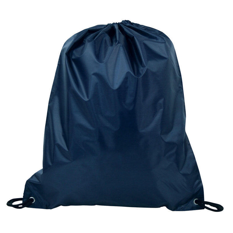 Drawstring Bag 210D - Navy Blue (DS150N_MXM)