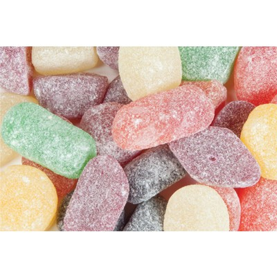 CONFECTIONERY 80GM BAG - FRUIT JELLIES