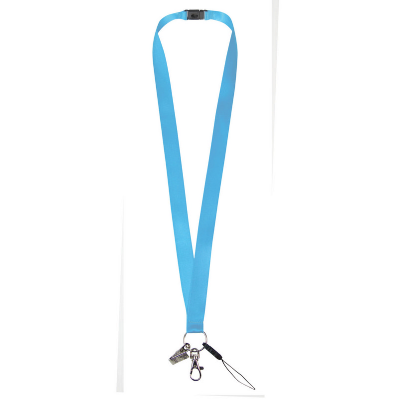 Lanyard - Light Blue (L161_MXM)