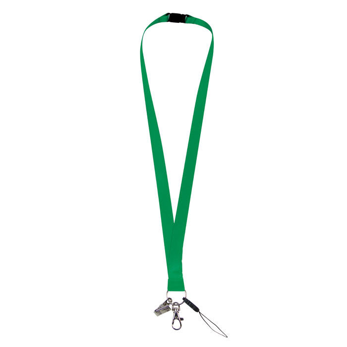 Lanyard - Kelly Green
