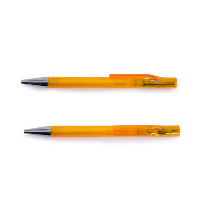 Aries Translucent Pen - Trans Orange (P2551_MXM)