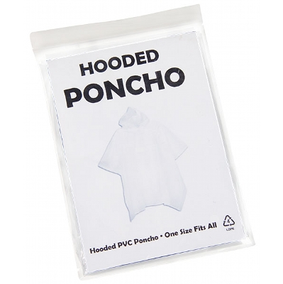 Stealth Hooded Poncho