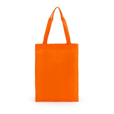A4 Non Woven Tote - Orange (S1015O_MXM)