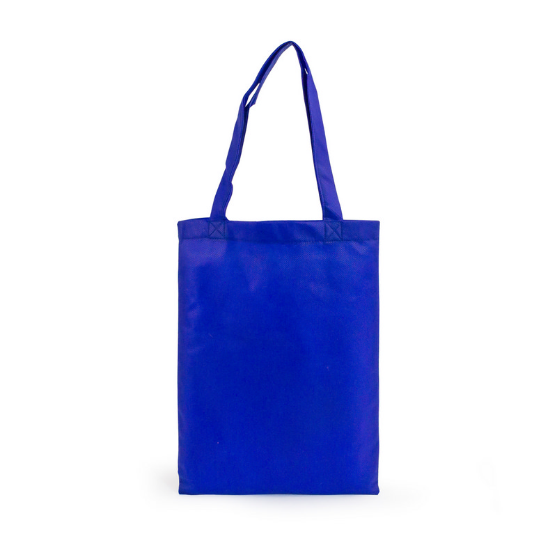 A4 Non Woven Tote - Royal Blue (S1015RB_MXM)