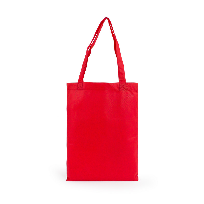 A4 Non Woven Tote - Red (S1015R_MXM)