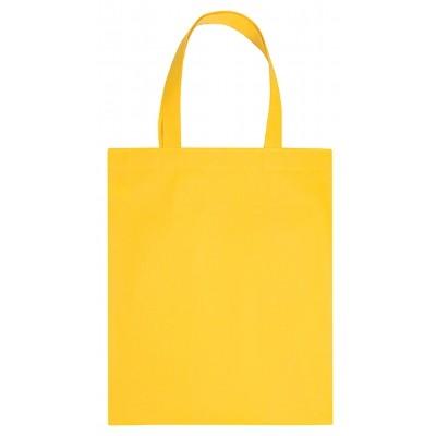 A4 Non Woven Tote - Yellow