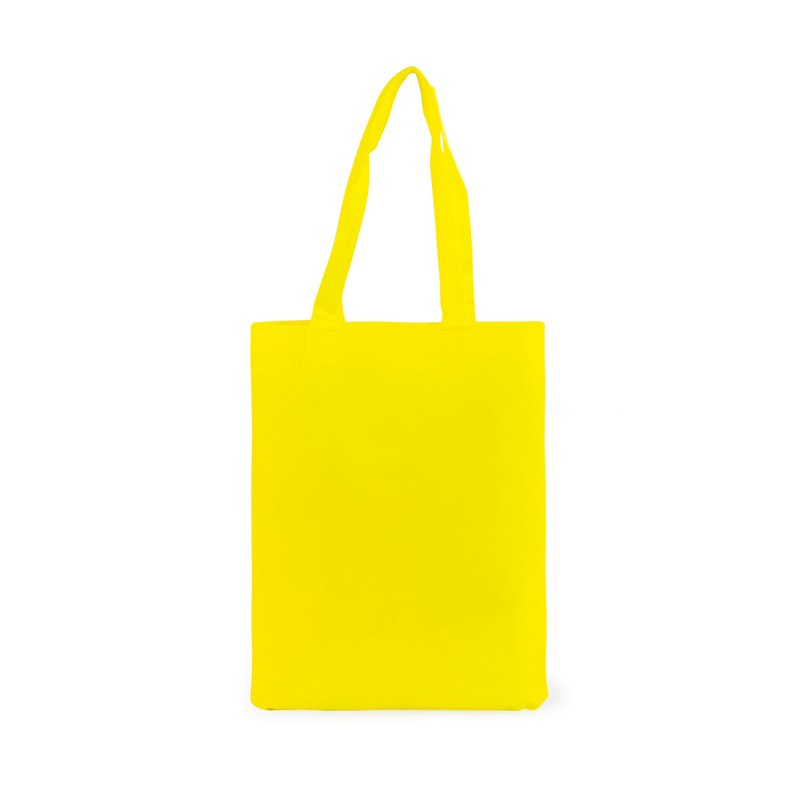 A4 Non Woven Tote - Yellow (S1015Y_MXM)