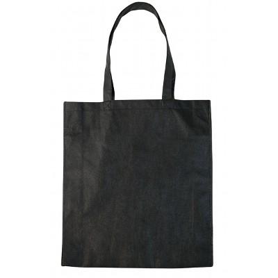 Non Woven Shopper - Black