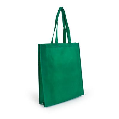 Non Woven Shopper - Dark Green (S1018DG_MXM)