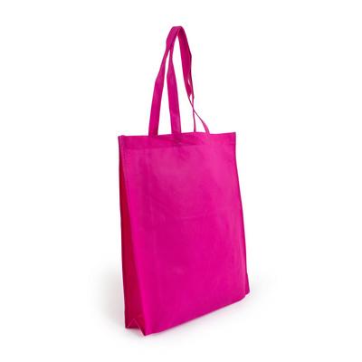 Non Woven Shopper - Pink (S1018PI_MXM)