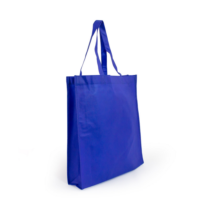 Non Woven Shopper - Royal  Blue (S1018RB_MXM)