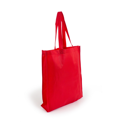 Non Woven Shopper - Red (S1018R_MXM)